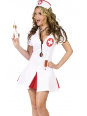 Sexy Nurse - Adult Womens Costume